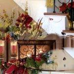Glorious Christmas Home Decorating Ideas Crazy Design Idea
