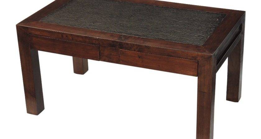 Good Coffee Table Small Stone