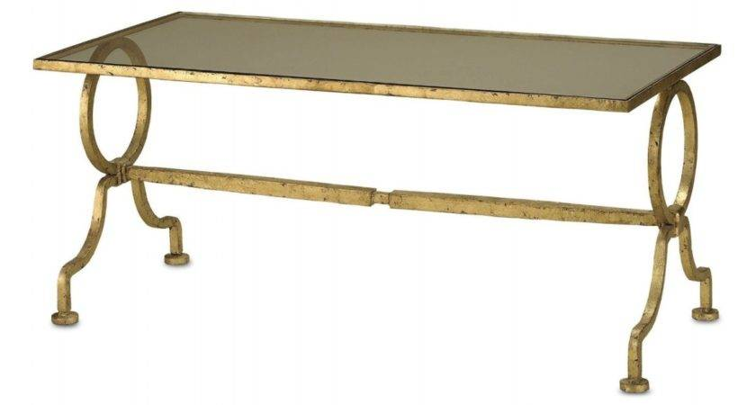 Good Old Coffee Tables Antique Gold Glass Table
