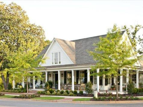 Good Southern Living House Plans Farmhouse Photograph