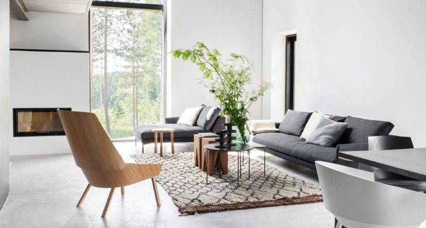 Gorgeous Examples Scandinavian Interior Design