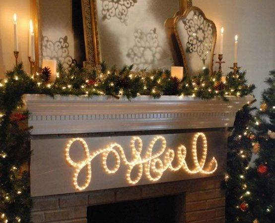 Gorgeous Indoor Cor Ideas Christmas Lights
