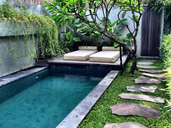 Gorgeous Plunge Pools Tiny Backyard Home Design