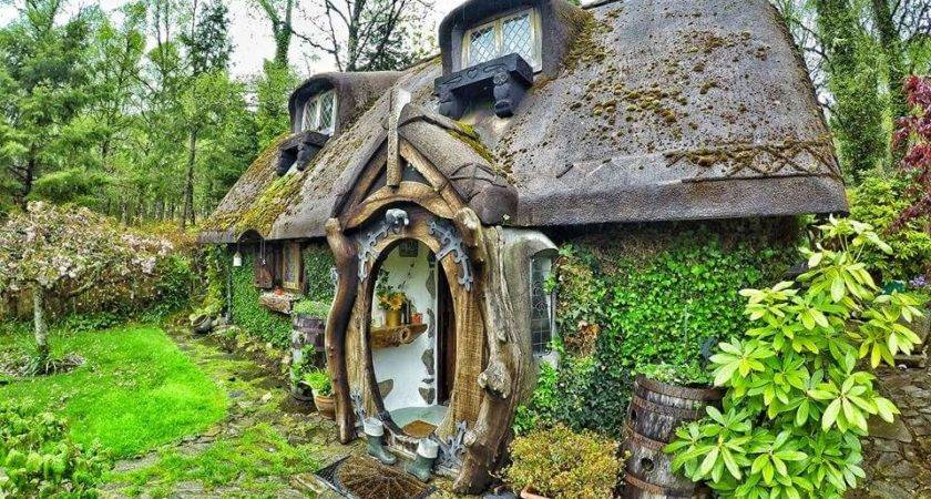 Gorgeous Real World Hobbit House Scotland
