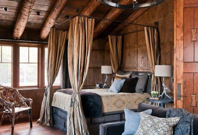 Gothic Bedrooms Castle Beds Bedroom Traditional