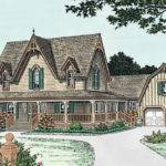 Gothic Revival Home Plans Style