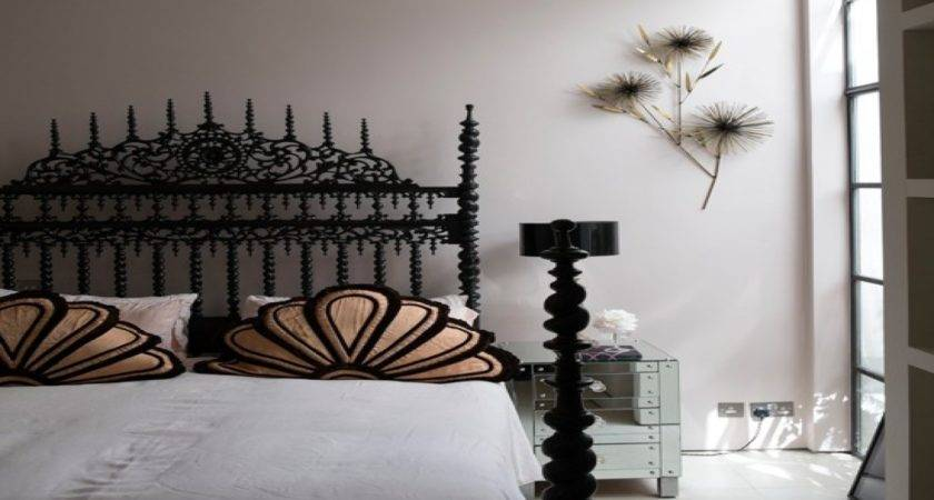 Gothic Style Bedroom Modern Coffin