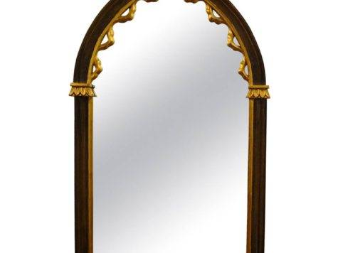 Gothic Style Giltwood Mirror Stdibs