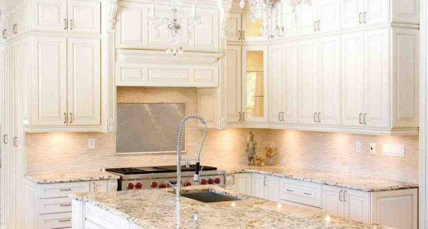 Granite Colors White Cabinets Home Furniture Design