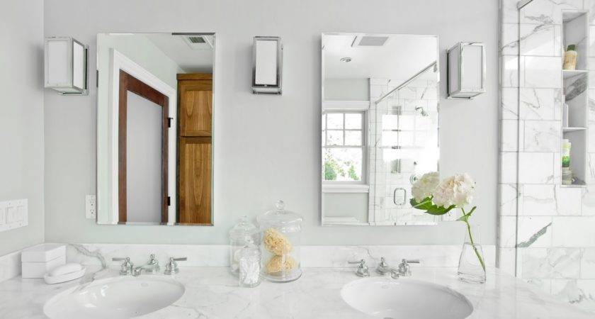 Granite Gurus Carrara Marble Bathroom