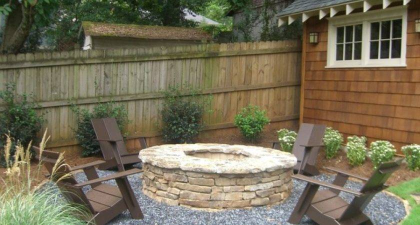 Gravel Patio Ideas