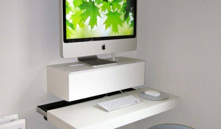 Great Computer Desk Ideas Small Spaces Must