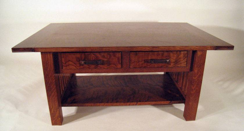 Great Craftsman Coffee Table Ideas