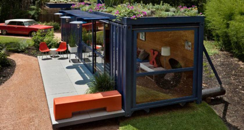 Great Design Container House Plans