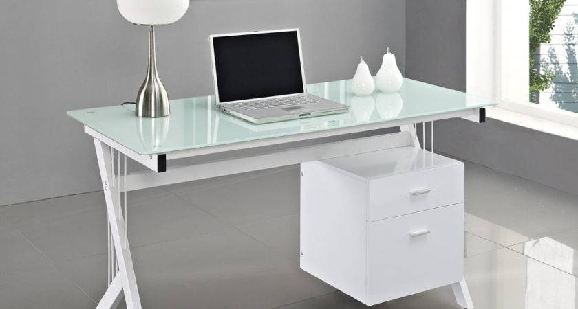 Great Glass Top Office Desk Choosing