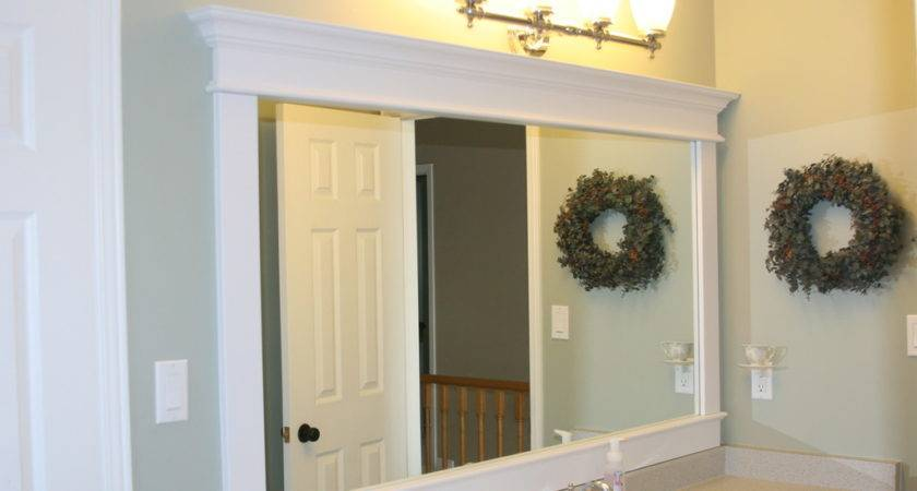 Great Ideas Framing Builder Grade Mirror