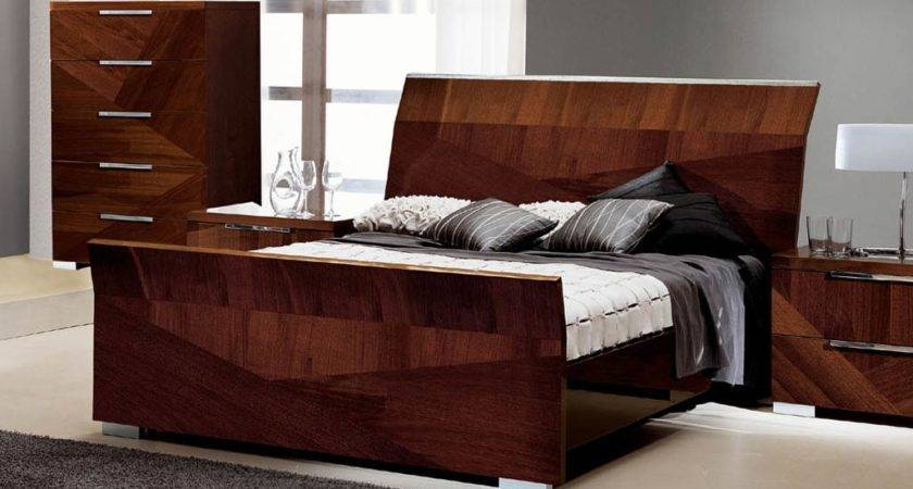 Great Modern Sleigh Bed Magnificent