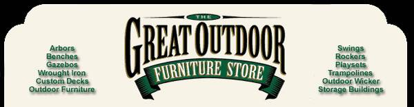 Great Outdoor Furniture Store Inc
