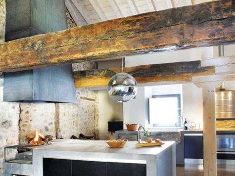 Great Rustic Modern Apartment Decor Ideas Interior