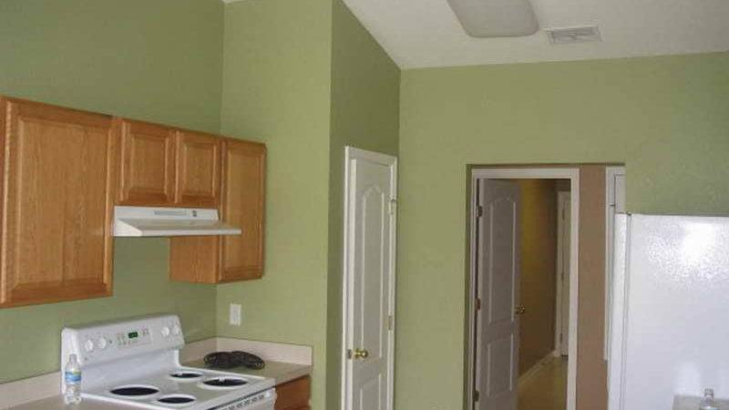 Green Colors Paint Kitchen Cabinets Design Your