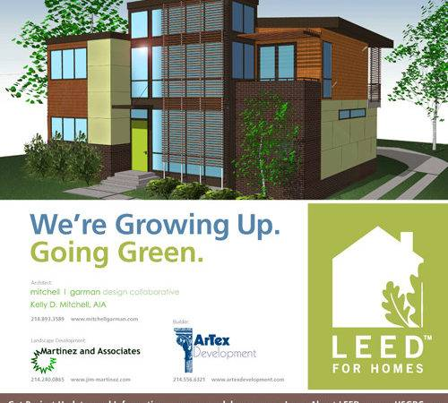 Green Labron Leed Homes