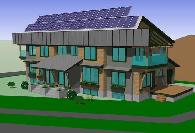 Green Technologies Eco Friendly Homes Future