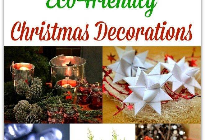 Green Your Holidays Eco Friendly Christmas