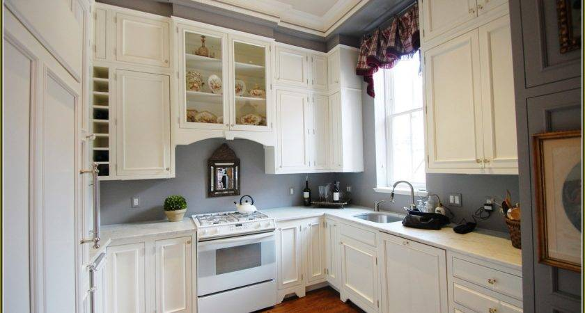 Grey Walls Kitchen Can Your Choice Amazing