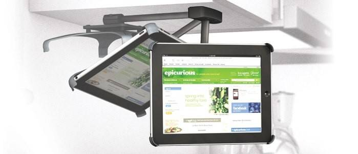 Griffin Release Kitchen Cabinet Mount Ipad Tech