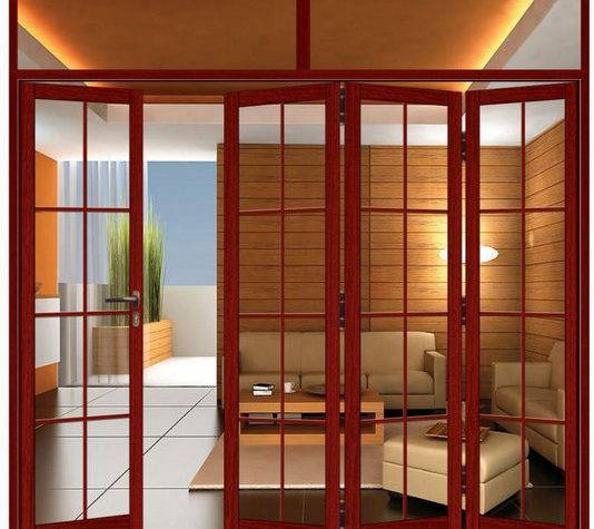 Guangzhou Factory Price Residential Folding Room Dividers