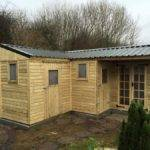 Hand Made Summer Houses Materials Used Timber Services
