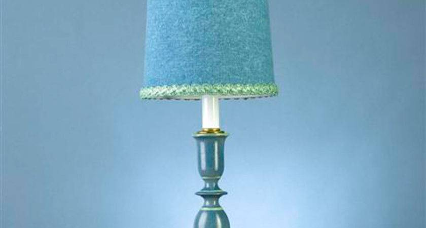Hand Painted Table Lamp Design Home Interior
