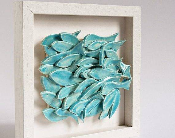 Hanging Ceramic Art Tiles Reversadermcream
