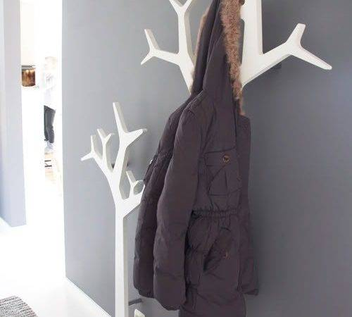 Hanging Thread Creative Coat Hooks