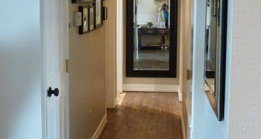 Happy Homebodies Hallway Mini Makeover