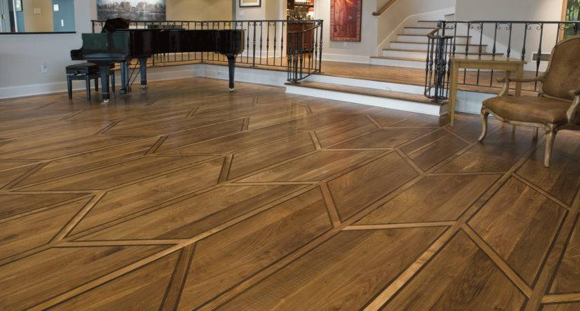 Hardwood Flooring Design Types Can Install