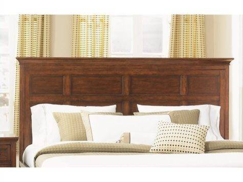 Harrison Wood Queen Panel Headboard