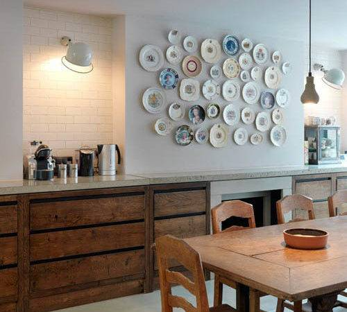 Have Country Kitchen Wall Cor Ideas