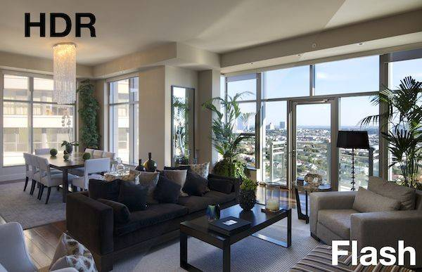 Hdr Flash Interiors Real Estate Photography