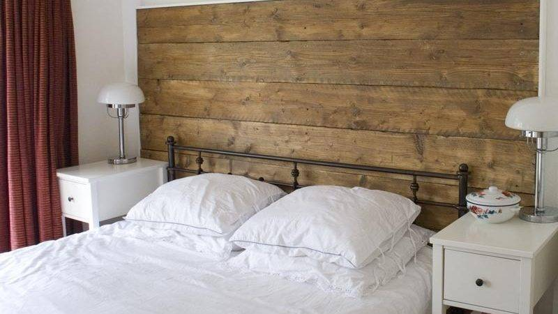 Headboard Out Repurposed Upcycled Wood