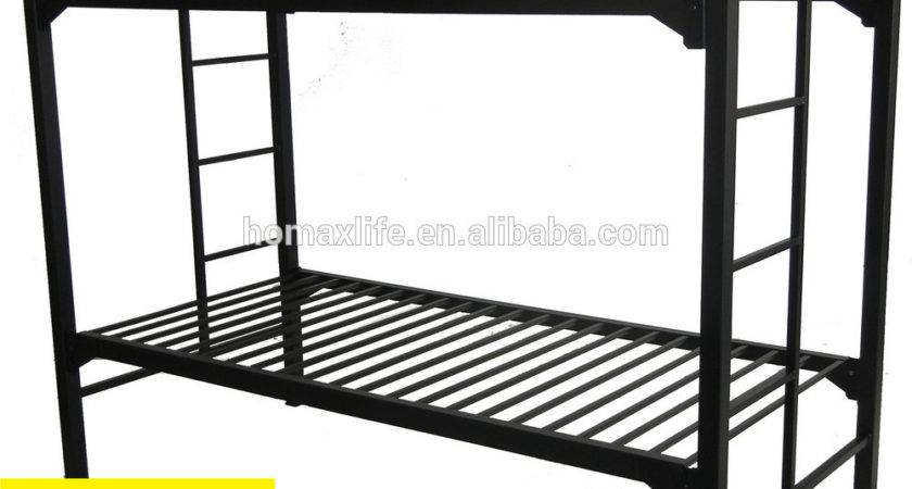 Heavy Duty Metal Bunk Bed Strong Summer Camp