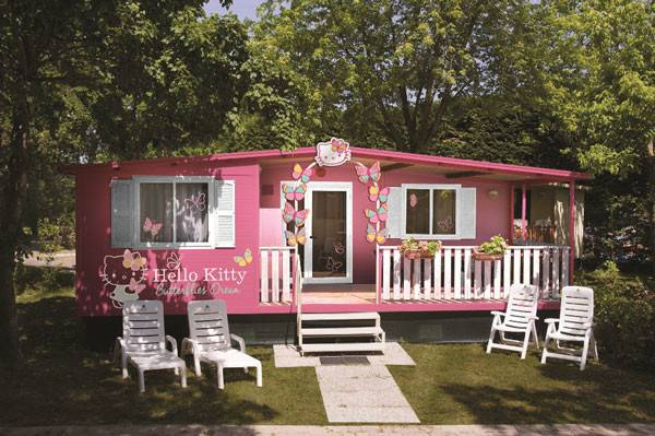 Hello Kitty House Cutest Mobile Home Your