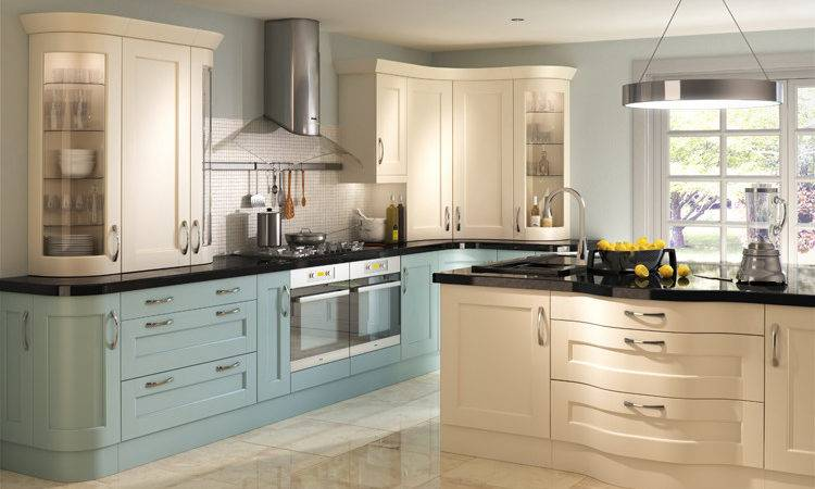 Here Some Examples Our Painted Kitchens Antique