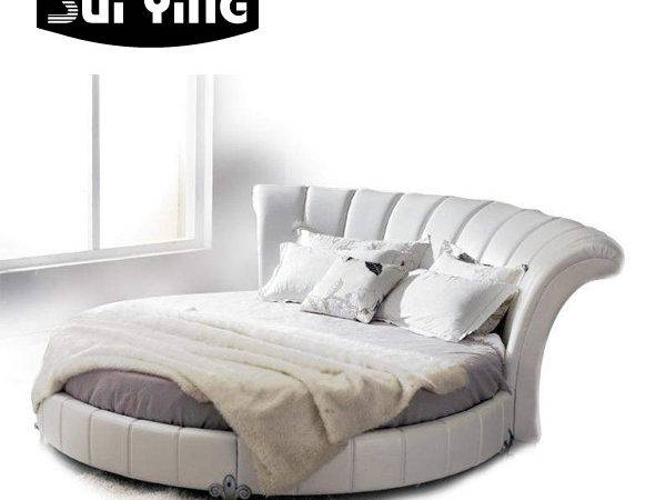 High Quality Modern Comfortable Round Shape Bed Buy