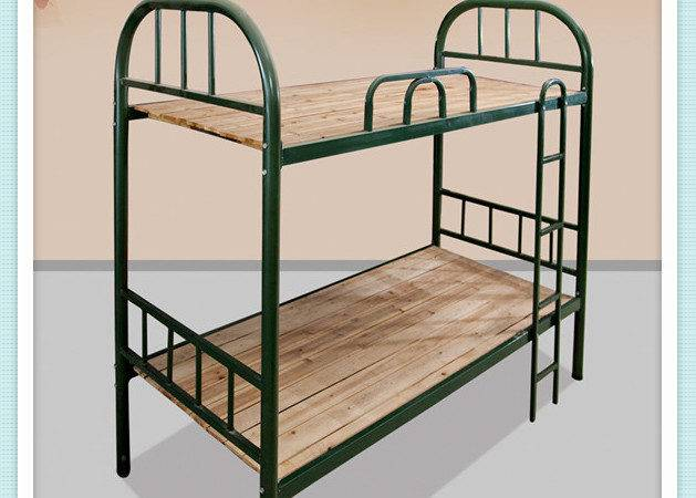 High Quality Strong Metal Army Bunk Bed Sale Buy
