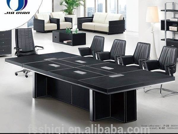 High Top Office Meeting Table Design Modern Person