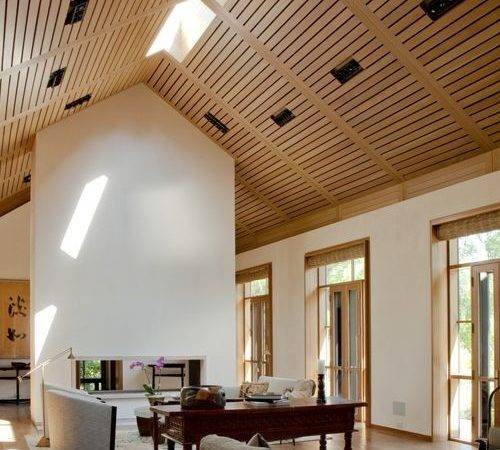 High Vaulted Ceilings Houzz
