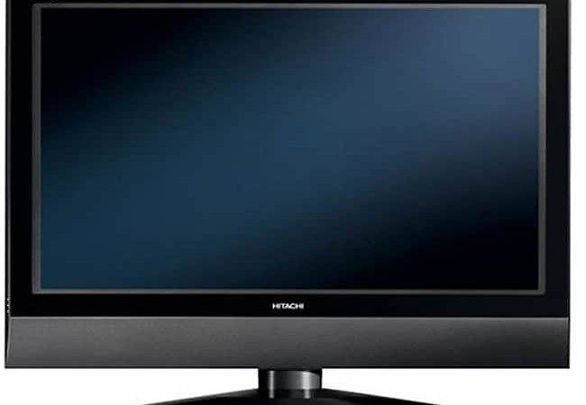 Hitachi Hdl Inch Flat Panel Lcd Hdtv Refurbished