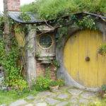 Hobbit House Set Photos