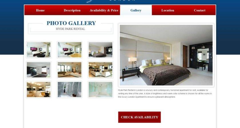 Holiday Home Website Template Web Templates